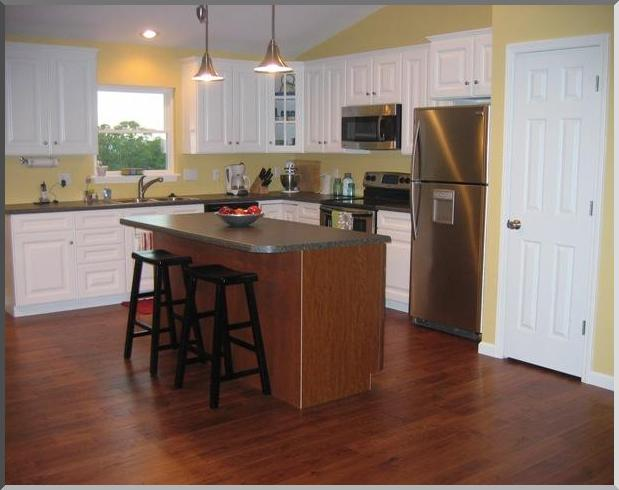 Aristokraft Cabinets and Flooring from Union Furniture